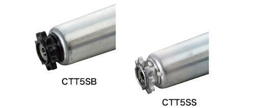 CTT5SB 樹脂製スプロケット(ベアリング入り)/CTT5SS 鉄製スプロケット(ベアリング入り)